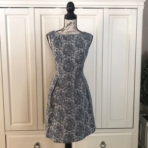 "PINK MARTINI Fit & Flare ""pepper"" Dress size XS"